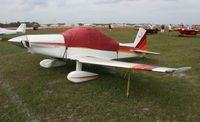 N80PC @ LAL - Bushby Mustang II