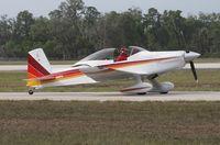 N80PC @ LAL - Busby Mustang II