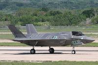 168308 @ NFW - USMC F-35B at NASJRB Fort Worth - Lockheed S/N BF-12 - by Zane Adams