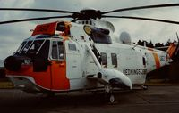 062 @ EGVI - Norwegian Sea King at the 1981 IAT held at RAF Greenham Common, UK. - by Roger Winser