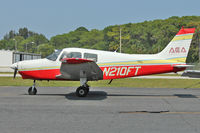 N210FT @ COI - At Merritt Island Airport, Merritt Island FL USA