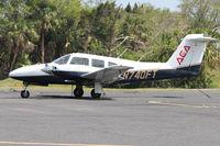 N740FT @ COI - At Merritt Island Airport, Merritt Island FL USA