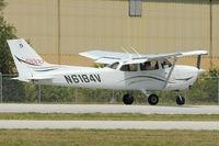 N6184V @ COI - At Merritt Island Airport, Merritt Island FL USA
