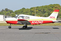 N142ND @ COI - At Merritt Island Airport, Merritt Island FL USA