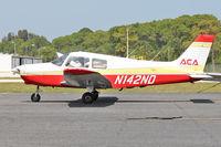 N142ND @ COI - At Merritt Island Airport, Merritt Island FL USA