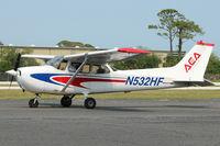 N532HF @ COI - At Merritt Island Airport, Merritt Island FL USA