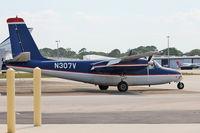 N307V @ COI - At Merritt Island Airport, Merritt Island FL USA