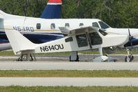 N6140U @ COI - At Merritt Island Airport, Merritt Island FL USA