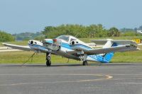 N411AC @ COI - At Merritt Island Airport, Merritt Island FL USA