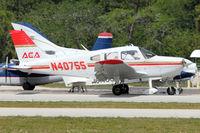 N40755 @ COI - At Merritt Island Airport, Merritt Island FL USA