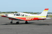 N80FT @ COI - At Merritt Island Airport, Merritt Island FL USA