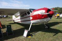N190VV @ LAL - Cessna 190
