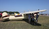 N195FY @ LAL - Cessna 195A