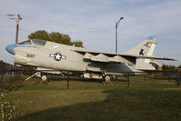 157506 - Air Power Park (Hampton, VA) - The markings shown on this aircraft are those of VFA-37 Ragin' Bulls. The aircraft has the incorrect BuNo 157500 in memory of an A-7E that crashed July 11, 1984 near China Lake, CA. - by Dean Heald