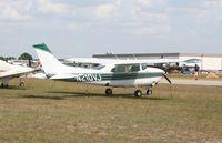 N210VJ @ LAL - Cessna 210