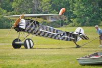 N94100 @ FA08 - At Fantasy of Flight Museum , Polk City