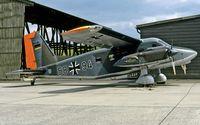 58 94 @ EDSP - parked between the hangars at Fliegerhorst Pferdsfeld