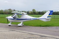 G-TORN @ EGSV - Parked at Old Buckenham. - by Graham Reeve