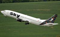 TC-SKD @ EDDR - Black Eagle departing to Antalya