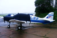 G-IPUP @ EGSX - Swift flying group - by Chris Hall