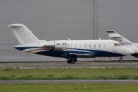 HB-JFA @ EINN - Bringing in executives for official opening of Transaero hangar - by Robert Kearney