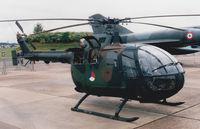 B-48 @ LFSD - Dijon airshow 1997 - by olivier Cortot
