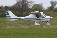 G-TORN @ EGSV - Landing at Old Buckenham. - by Graham Reeve