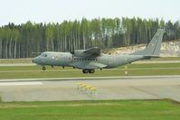 CC-1 @ EFHK - Landing at Helsinki Vantaa Airport - by lkuipers