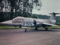 D-8062 - Photograph by Edwin van Opstal with permission. Scanned from a color slide. - by red750