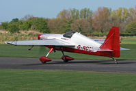 G-ROMP @ EGBR - Extra 230H, Breighton Airfield, April 2009. - by Malcolm Clarke