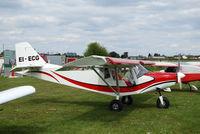 EI-ECG @ EIBR - Birr Fly-in May 2012 - by Noel Kearney