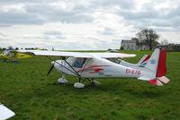 EI-ETB @ EIBR - Birr Fly-in May 2012 - by Noel Kearney
