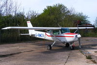 G-BMCV @ EGBG - Leicestershire Aero Club - by Chris Hall