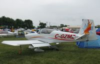C-GZMZ @ KOSH - EAA AirVenture 2011 - by Kreg Anderson