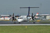 D-ADHA @ LOWW - Augsburg Airways Dash 8-400 - by Dietmar Schreiber - VAP