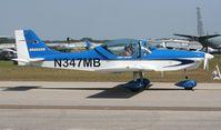 N347MB @ LAL - Breezer Aircraft