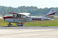 N4661L @ LAL - At 2012 Sun N Fun