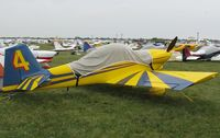 N123SC @ KOSH - EAA AirVenture 2011 - by Kreg Anderson