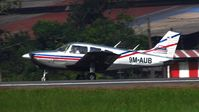 9M-AUB @ SZB - Royal Selangor Flying Club - by tukun59@AbahAtok