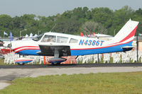 N4386T @ LAL - At 2012 Sun N Fun
