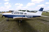N2107D @ LAL - At 2012 Sun N Fun