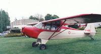 CF-VEO - Taken at Delta air park 1993 - by Steve Evans