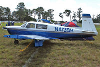 N4139H @ LAL - At 2012 Sun N Fun