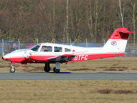 D-GTFC @ EDDG - Starting for a training flight. - by Markus579