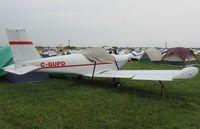 C-GUPD @ KOSH - EAA AirVenture 2011 - by Kreg Anderson