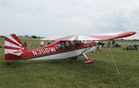 N35BW @ KOSH - EAA AirVenture 2011 - by Kreg Anderson