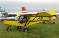 C-GBQX @ KOSH - EAA AirVenture 2011 - by Kreg Anderson