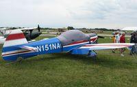 N151NA @ KOSH - EAA AirVenture 2011