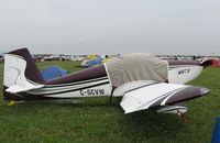 C-GCVW @ KOSH - EAA AirVenture 2011 - by Kreg Anderson