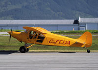 C-FEUA @ CYPK - Unfortunately he didn't take it up today. - by Guy Pambrun